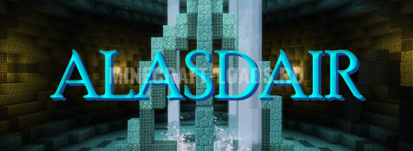 Карта Alasdair для Minecraft 1.12.2