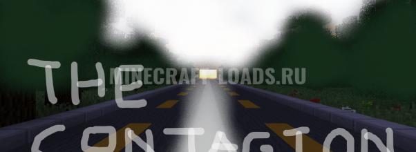 Карта про заражение для Minecraft 1.11.2
