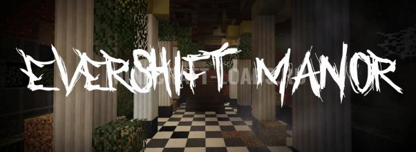 Карта про побег из особняка для Minecraft 1.12.2
