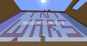 Карта Будущее против Прошлого для Minecraft 1.14.4
