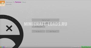 Чит Rainbow b6 на Minecraft 1.8