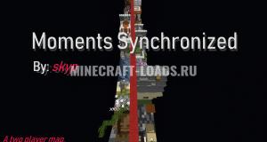 Карта Моменты синхронизации для Minecraft 1.14.4