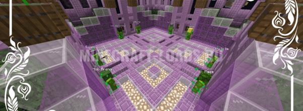 Карта Мастер Головоломок для Minecraft 1.14.4
