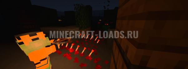 Карта Мир зомби для Minecraft 1.14.4