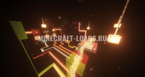Карта с 9 мини-играми для Minecraft 1.14.4