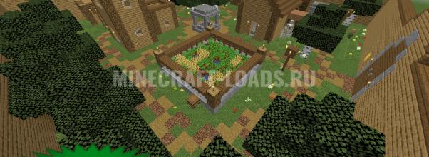 Карта Коллекция мини-игр для Minecraft 1.14.4