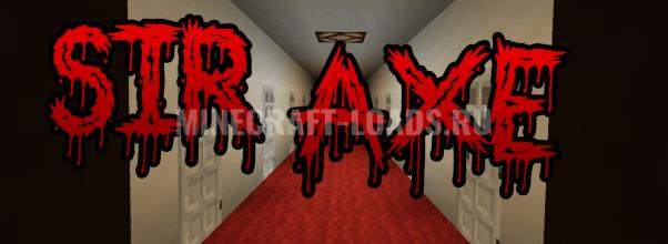 Карта про серийного убийцу для Minecraft 1.14.4
