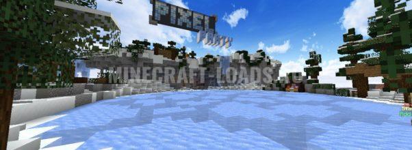 Карта Дискотека Пикселей для Minecraft 1.15
