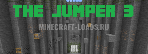 Карта Прыжки для Minecraft 1.15.1