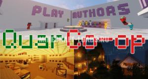 Карта Quarco-op для Minecraft 1.15.2