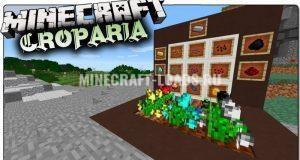 Мод Croparia v2 для Minecraft 1.15.2