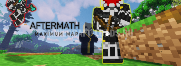 Карта Последствия для Minecraft 1.14.4