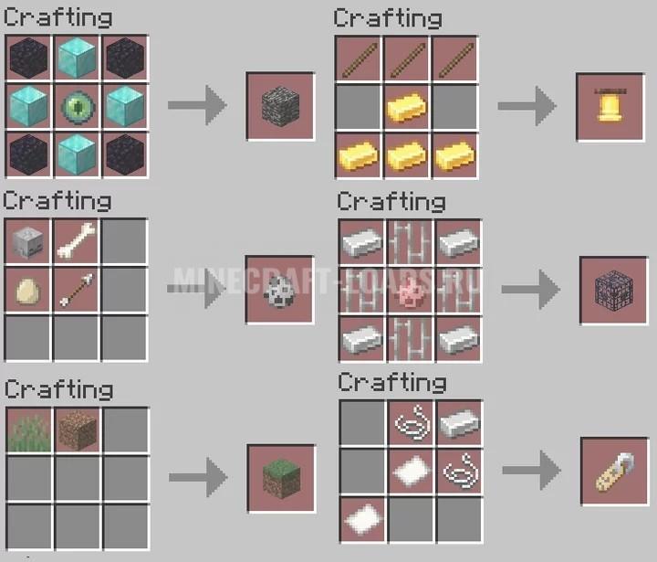 Карта Hard SkyBlock для Minecraft 1.16.2