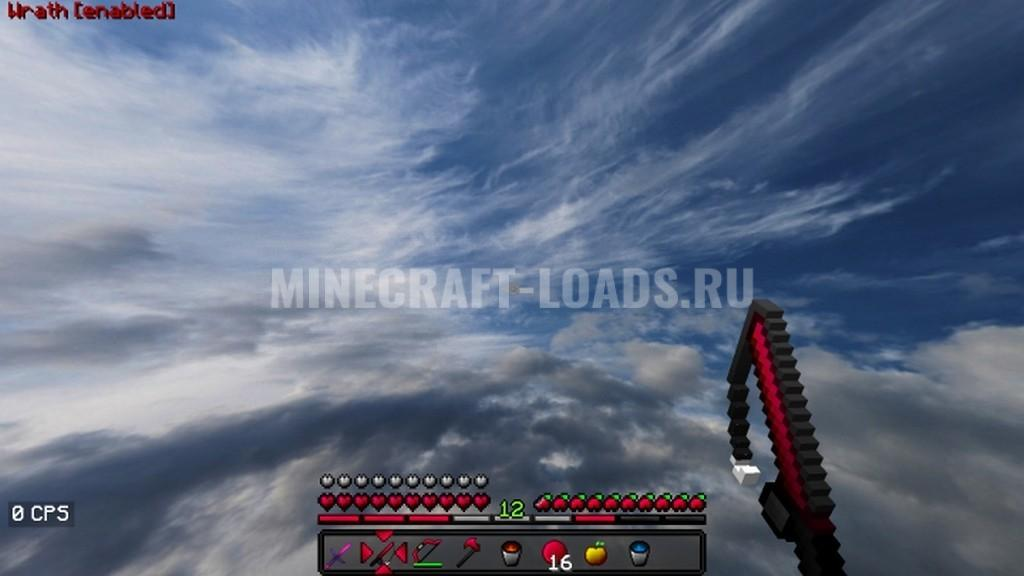 Ресурс пак Rose Revamp 32x для Minecraft 1.16