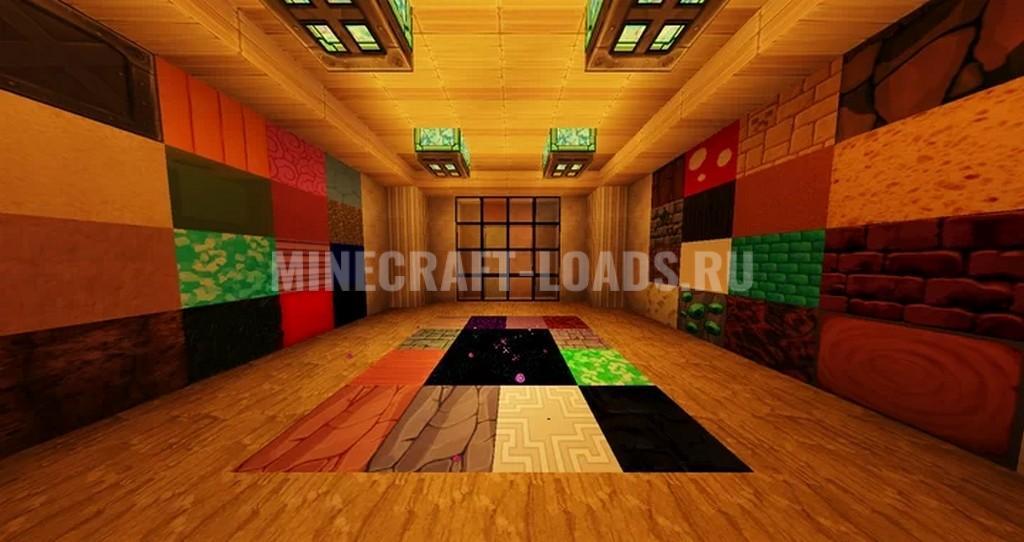 Ресурс пак Minecraft 4Kids Genesis для Minecraft 1.16