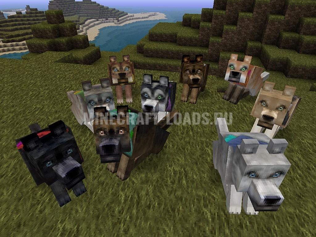 Ресурс пак Misa's Realistic для Minecraft 1.8.9