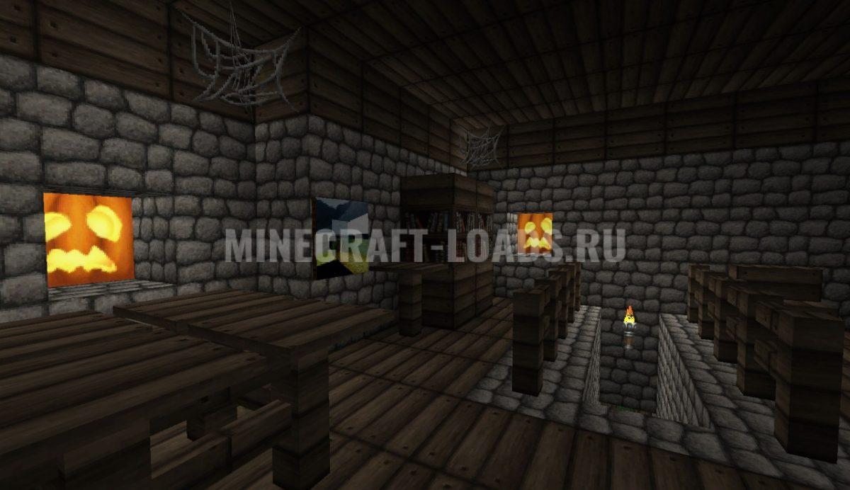 Ресурс пак Ovos Rustic для Minecraft 1.15