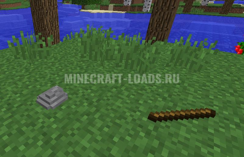 Мод 7 Days to Mine для Minecraft 1.8