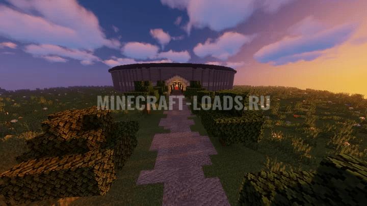 Карта Enhanced Survival для Minecraft 1.16.3