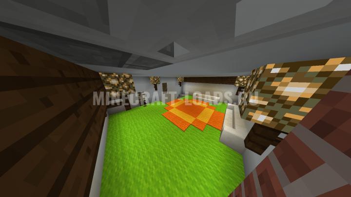 Карта Hello Neiblock для Minecraft 1.11