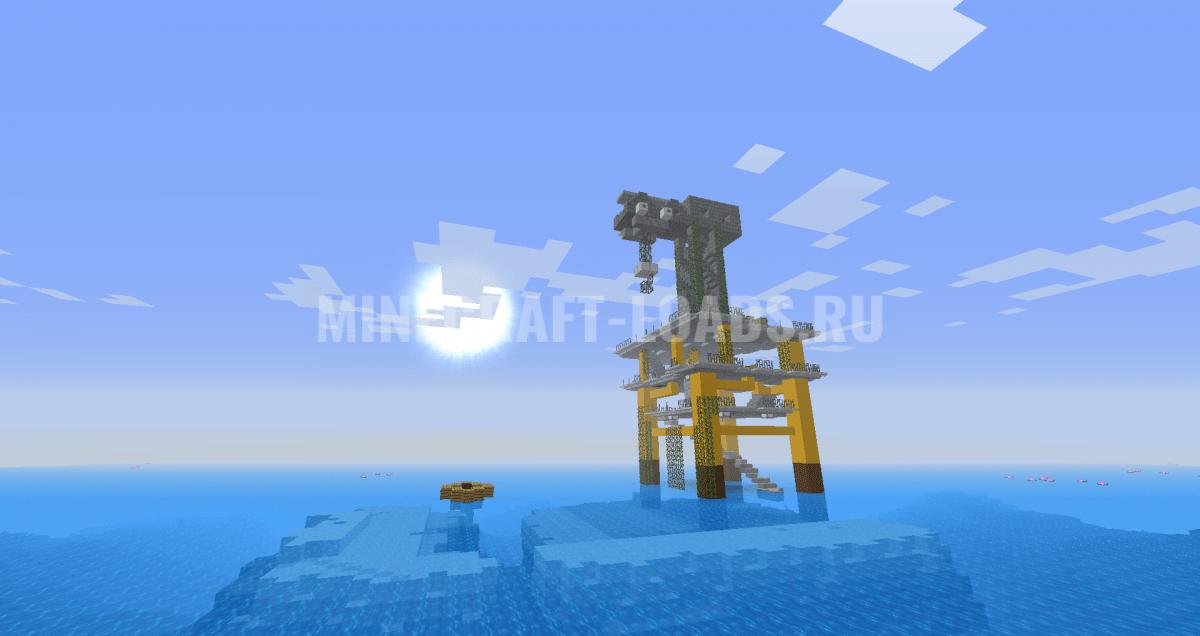 Сборка Journey Beyond the Abyss для Minecraft 1.12.2
